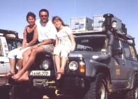 Tunizija oktober 2000