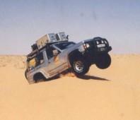Tunizija april 2000